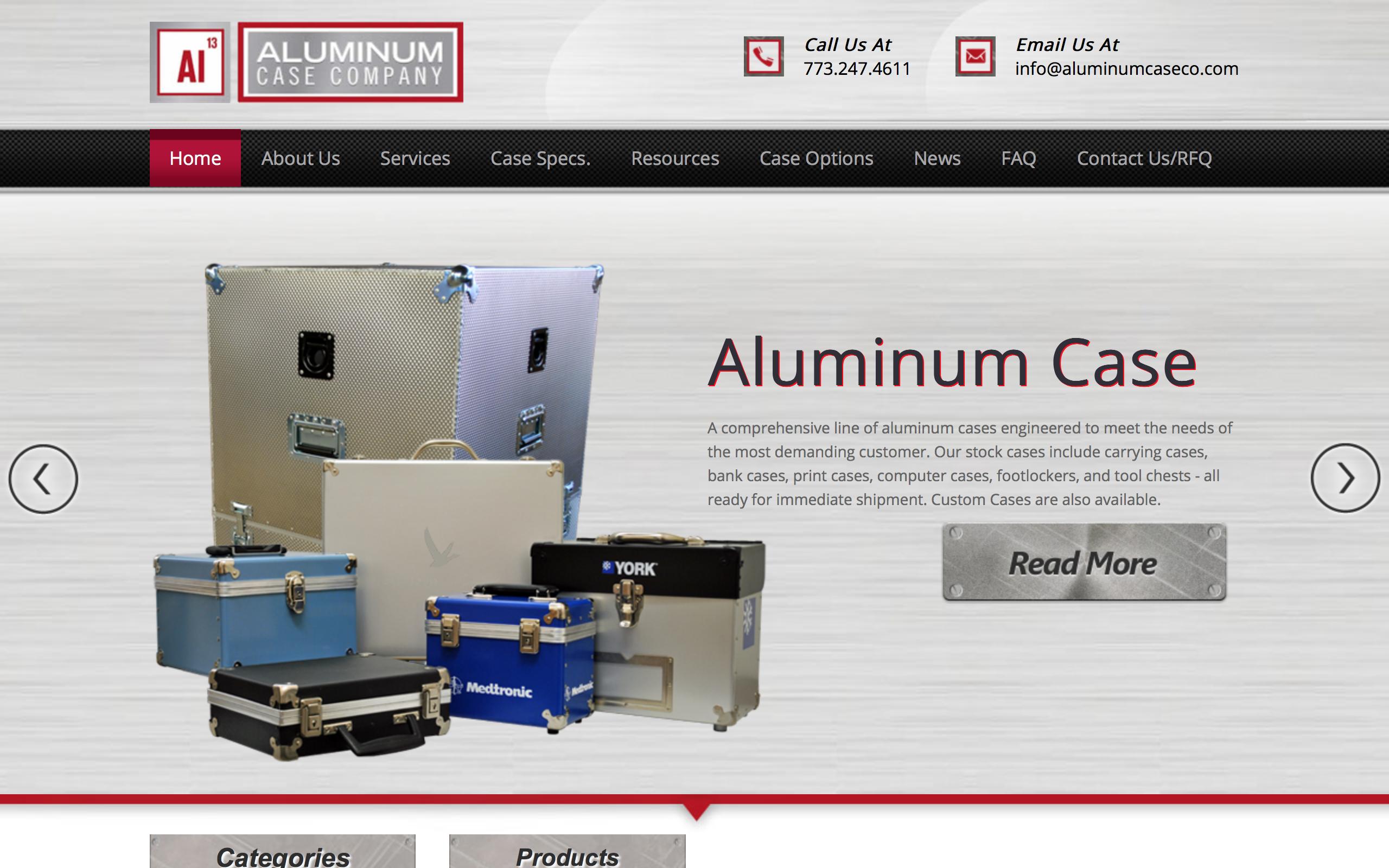 Aluminum Case Co1