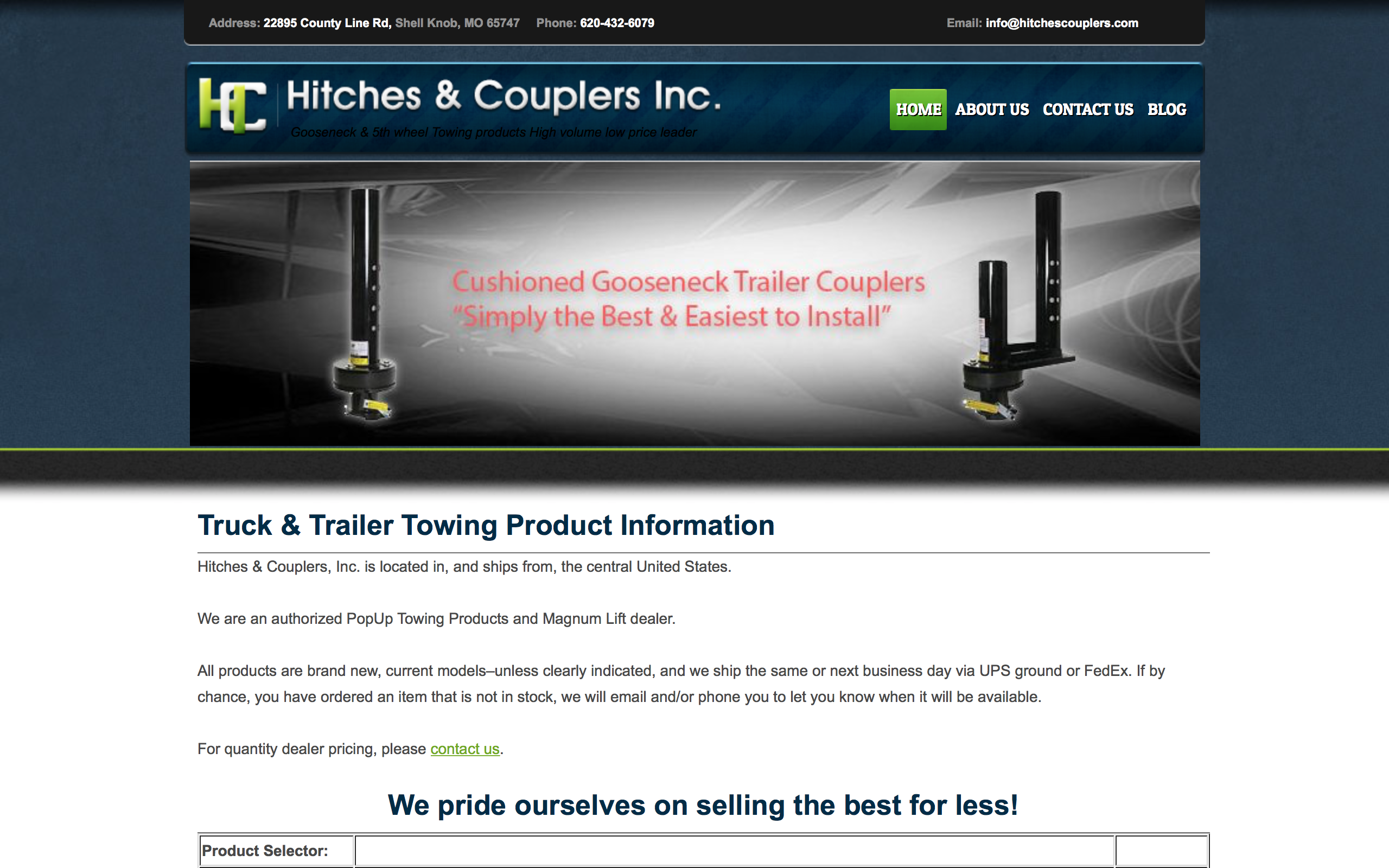 Hitches Couplers