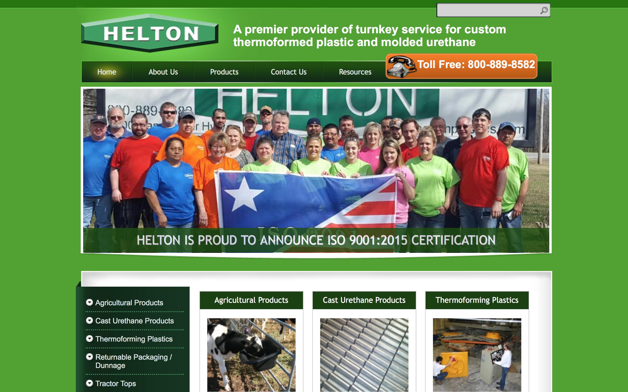 Helton Plastics